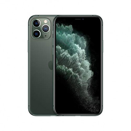 Un smartphone sous iOS, l'iPhone 11 Pro d'Apple