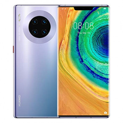 Un smartphone sous Android, le Huawei Mate 30 Pro
