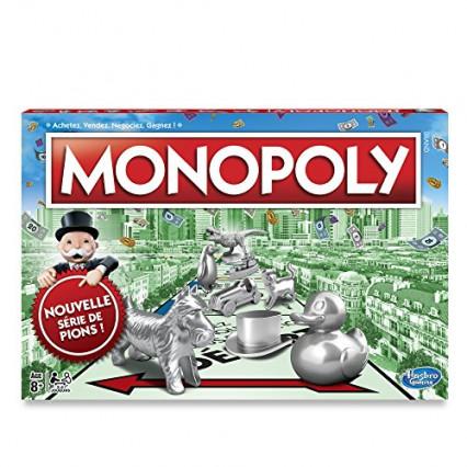 Le grand classique et indémodable Monopoly