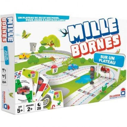 Le Mille Bornes version jeu de plateau
