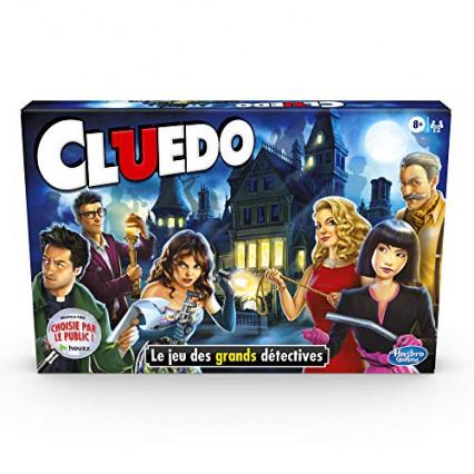 Menez l'enquête avec le Cluedo