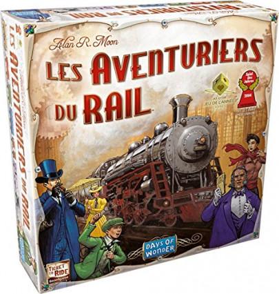 Les Aventuriers du Rail, pour voyager en train