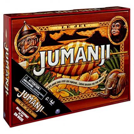 Jumanji, pour revivre les événements du film