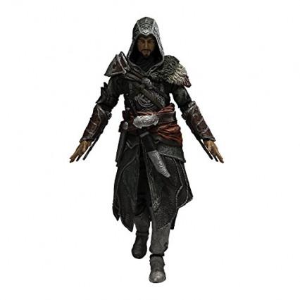 Une figurine articulée d'Ezio, le héros d'Assassin's Creed II