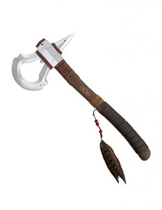 Une réplique du tomahawk de Connor Kenway, héros d'Assassin's Creed III