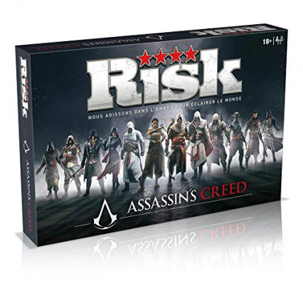 Un jeu Risk Assassin's Creed