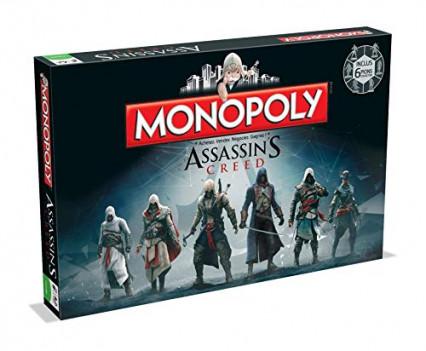 Un Monopoly Assassin's Creed