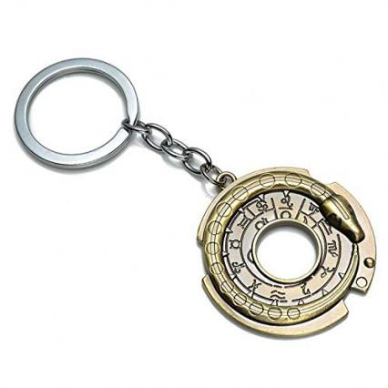 L'amulette de Connor en porte-clés