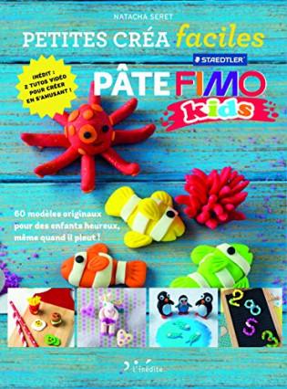 Un kit de pâte Fimo (polymère) pour sculpter de beaux objets