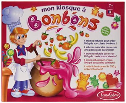 Une fabrique de bonbons SentoSphère