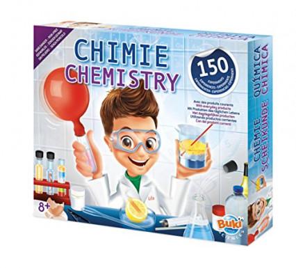 Un kit du petit chimiste par Burki