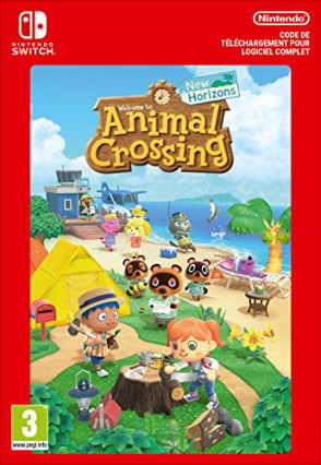 Animal Crossing : New Horizons, le nouveau je Switch