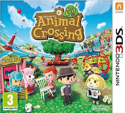 Animal Crossing New Leaf, l'opus précédent sur Nintendo 3DS
