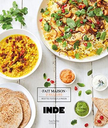 La cuisine venue d'Inde