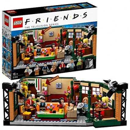 Le set du Central Perk en lego