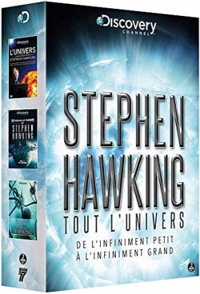 Stephen Hawking : Tout l'univers, de l'infiniment petit à l'infiniment grand