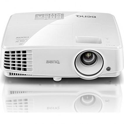 Un vidéoprojecteur fonction 3D comme le BenQ MS527