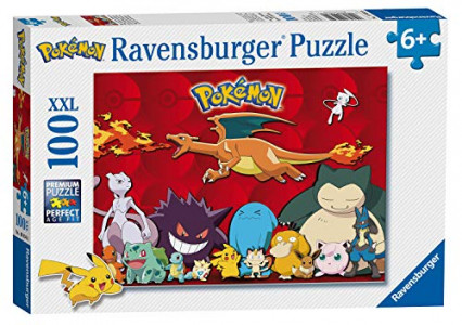 Un puzzle des Pokémon