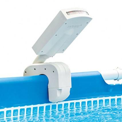 Une fontaine pour piscine tubulaire