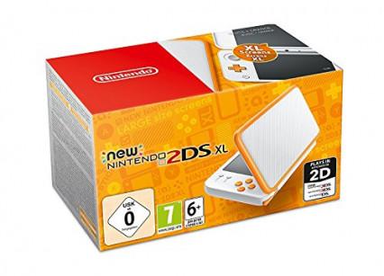 Une autre console de jeu, la New Nintendo 2DS XL