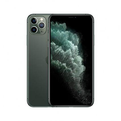 Un smartphone, comme l'iPhone 11 Pro Max d'Apple