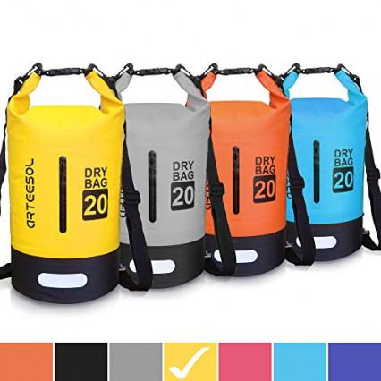 Un sac étanche pour toutes vos affaires