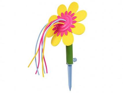 La fleur arrosoir
