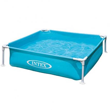 La mini piscine pour enfant