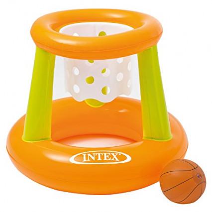 Un panier de basket flottant par Intex