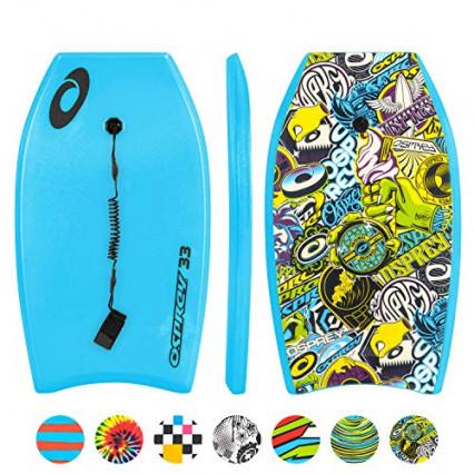 Une petite planche de surf Osprey