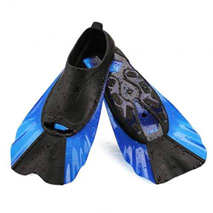 Une paire de palmes pour nager plus vite, par Wadeo