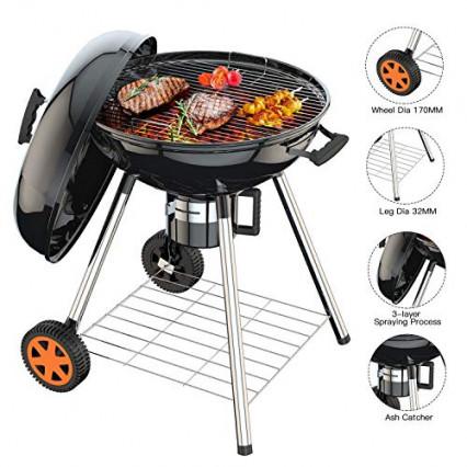 Le barbecue au meilleur rapport qualité prix