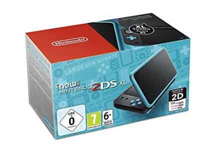 Une autre console de jeu, la Nintendo New 2DS XL