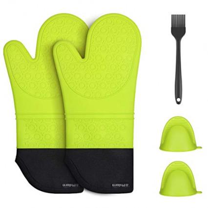 Maniques et gants de cuisine