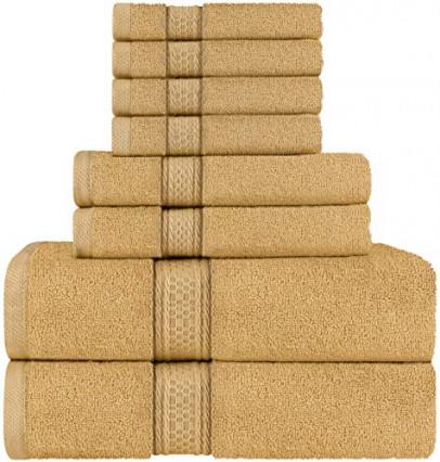 Des serviettes de bains