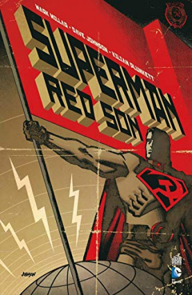 Superman Red Son, de Mark Millar, Dave Johnson et Killian Plunkett