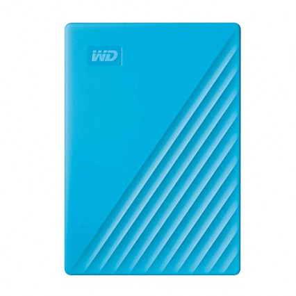 Disque dur externe portable WD My Passport 2 to