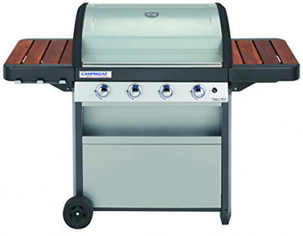 Le barbecue au gaz format XXL