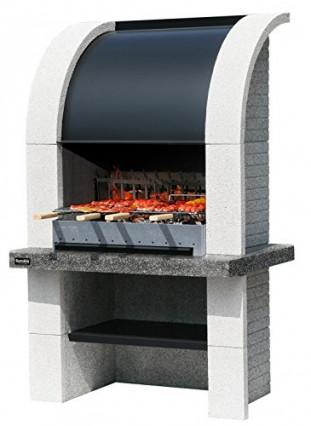 Le barbecue en pierre