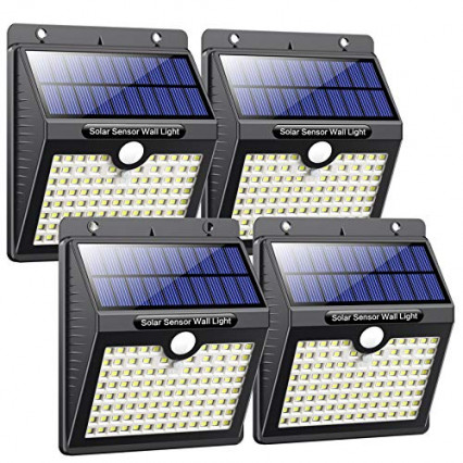 L'ensemble de lampe solaire