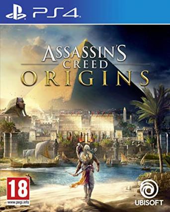 Assassin's Creed Origins, sur PS4, Xbox One et PC