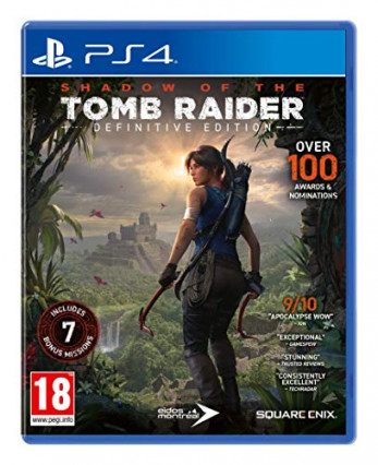 Shadow of the Tomb Raider sur PS4 et Xbox One