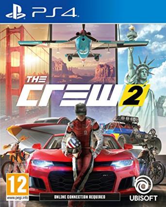 The Crew 2, sur PS4, Xbox One et PC