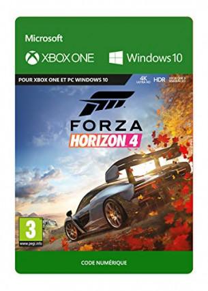 Forza Horizon 4, sur Xbox One