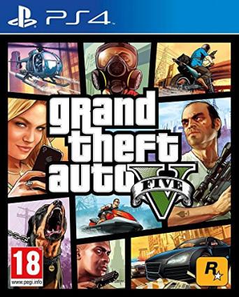 Grand Theft Auto V, sur PS4, Xbox One et PC