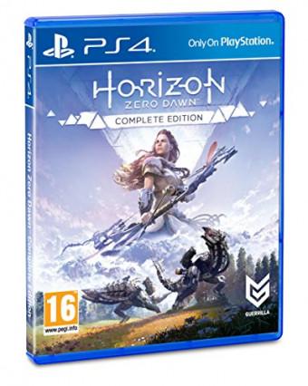 Horizon Zero Dawn, sur PS4 et PC