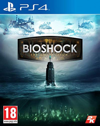 Bioshock : The Collection sur PS4, Xbox One, PC et Switch