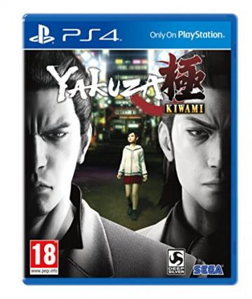 Yakuza Kiwami, sur PS4, Xbox One et PC