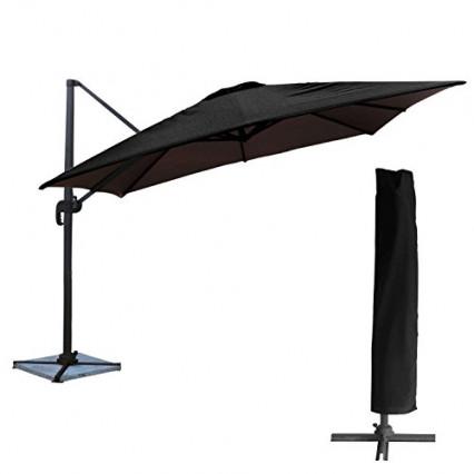 Le parasol déporté