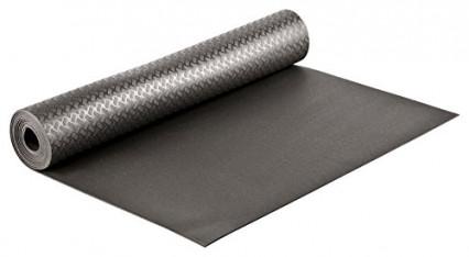 Le tapis de fond noir
